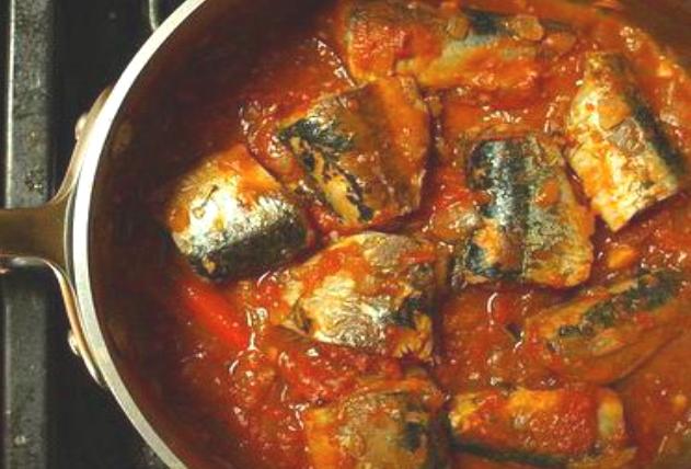 Консервы рыбные в домашних условиях